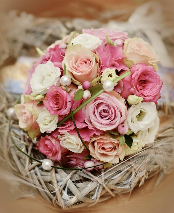 Brautstrau Rosen Hochzeit  Kostenloses Foto auf Pixabay