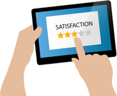 User Satisfaction, User Feedback