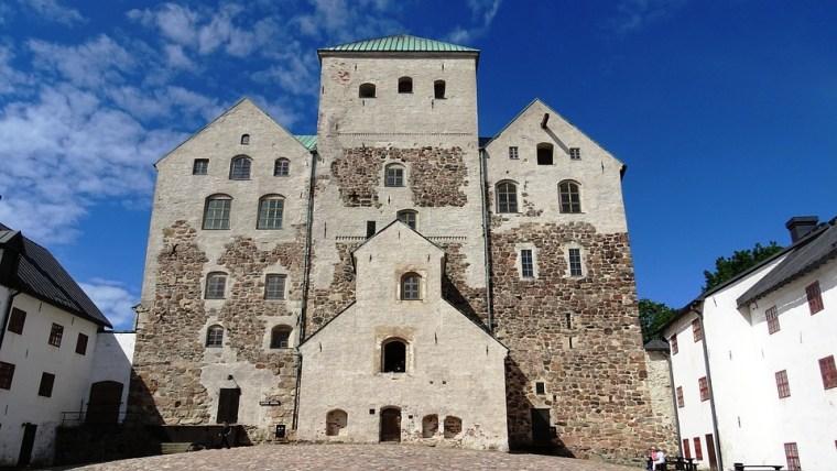 Turku, Turun Linna, Suomi, Linna, Linnoitus, Keskiaika