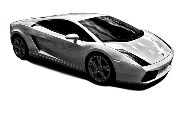 White Lamborghini No Background  Free photo on Pixabay