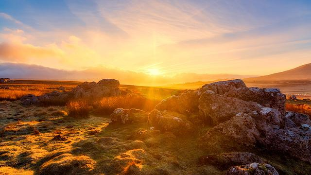 Fall Of The Autumn Hd Wallpaper Yorkshire Dales Golden Hour 183 Free Photo On Pixabay