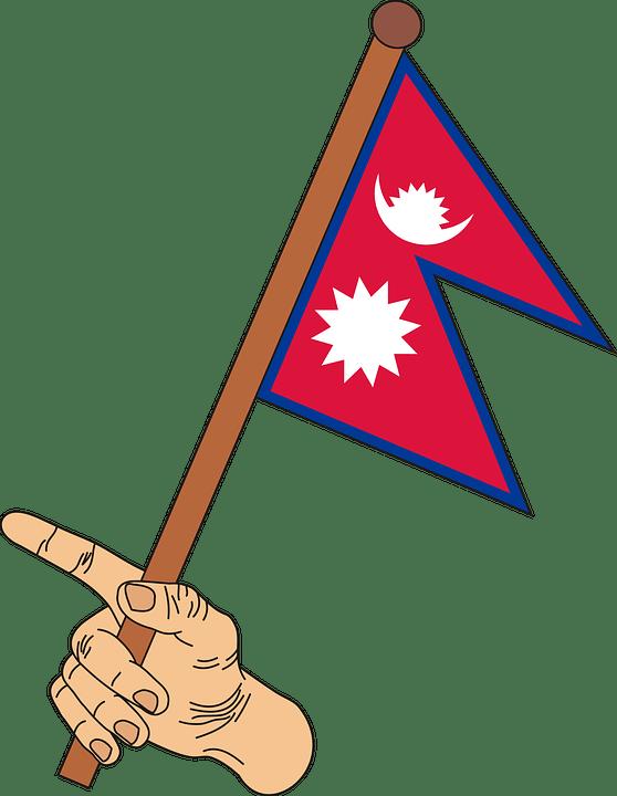 new flag of nepal