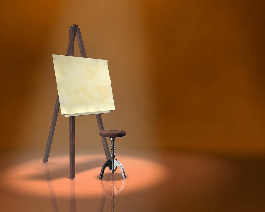 Peinture Chevalet Artiste Photo Gratuite Sur Pixabay