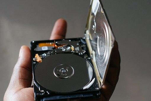 Computer, Hard Disk, Hard Drive