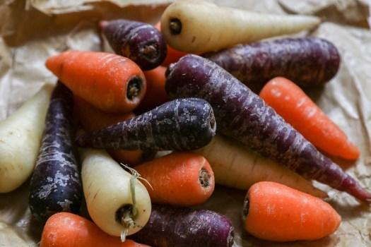 Cenoura, Colorido, Alimentos, Saudável, Frescos