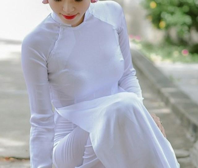 Con Gai Viet Nam Ao Dai Hot Girl