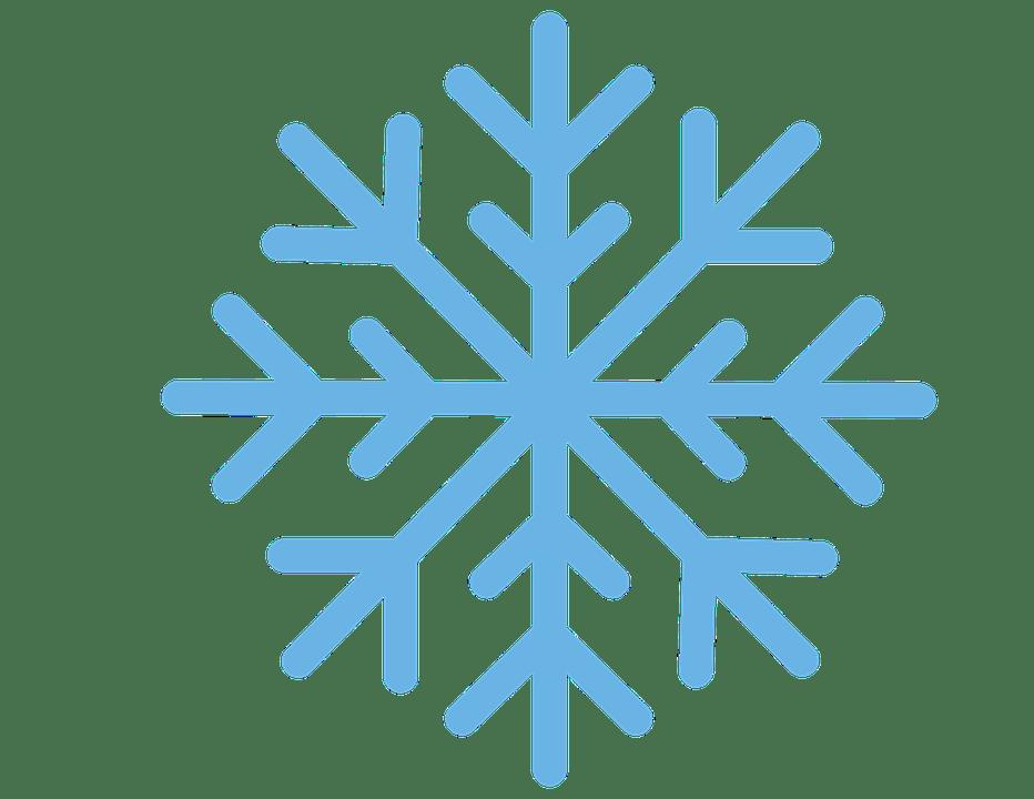 snowflake snow winter free