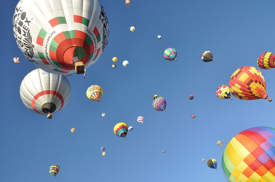 sky balloon air free