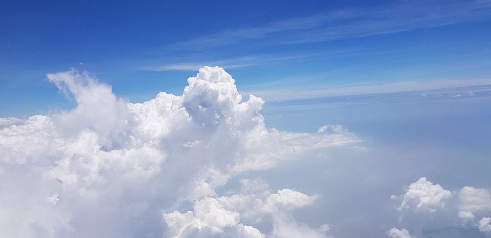 Fall Wallpaper Lake Cloud Sky Blue 183 Free Photo On Pixabay