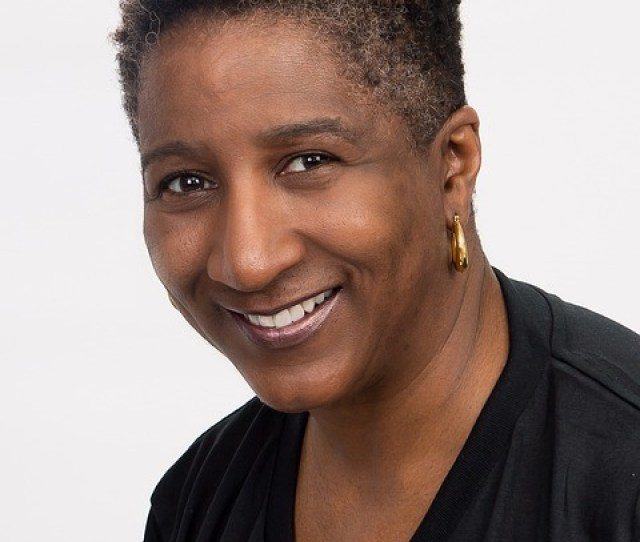 African American Woman Black Mature Attractive