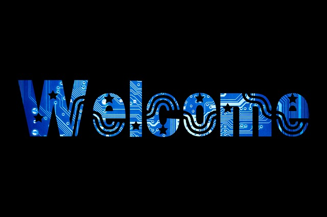 Welcome Text Design  Free image on Pixabay