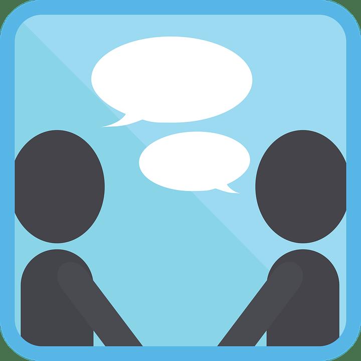 icon people talk free