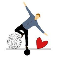 Balancing, In Love, Cartoon Character