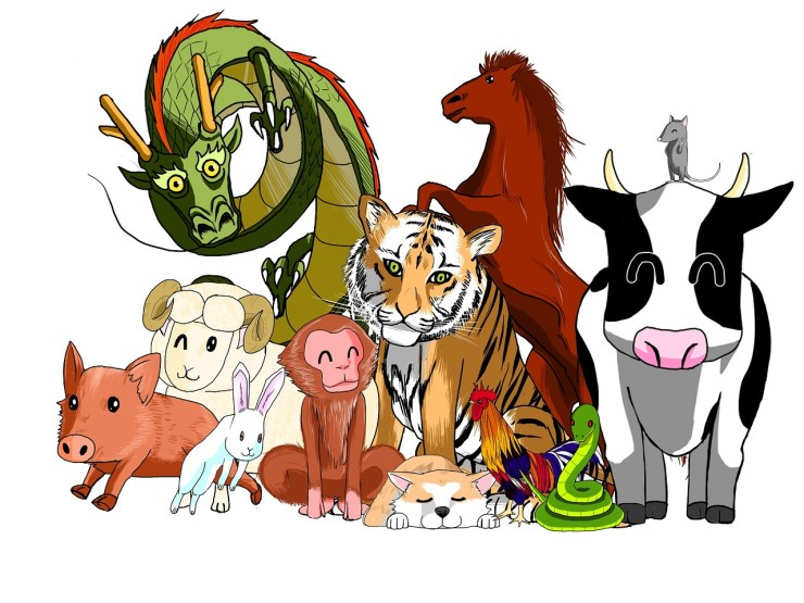 Signes Du Zodiaque, Animal, Zodiaque Chinois