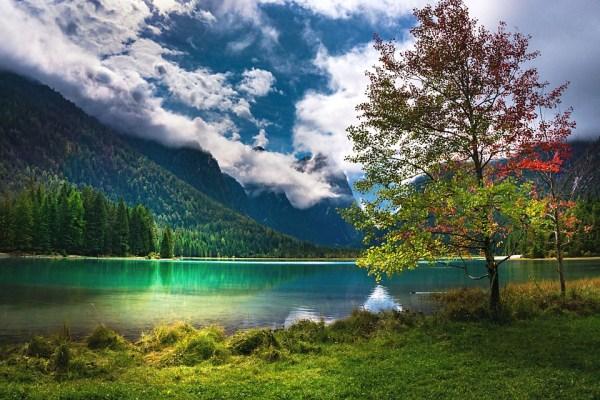 nature landscape mountains free