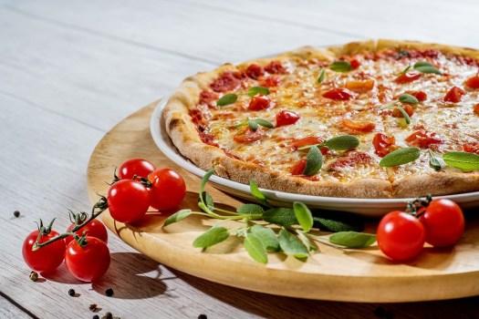 Piza, Cibo, Formaggio, Piastra, Pranzo, Fame, Verdure