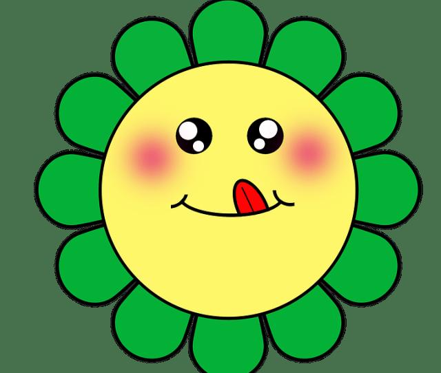 Bunga Kartun Unyu Gambar Gratis Di Pixabay