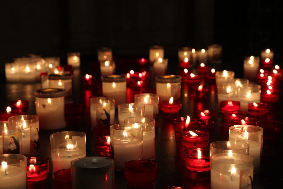 Candles Dark Candle  Free photo on Pixabay