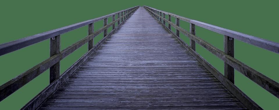 Wood Level Bridge  Free photo on Pixabay