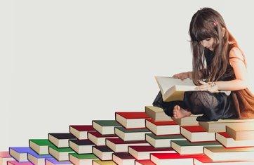 Girl, White, Fun, Kid, Literature