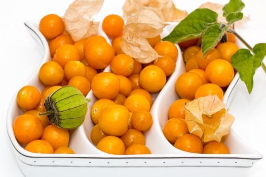 Cape Gooseberry, Frutta, Mature, Sano, Bacca