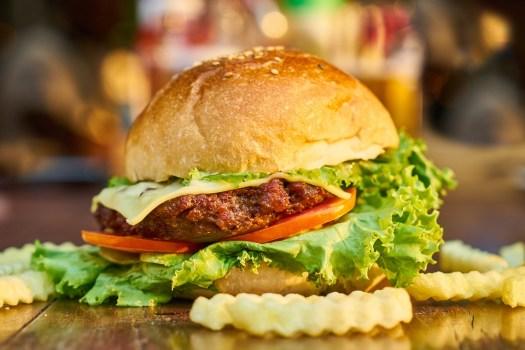 Burger, Pane, Carne, Polpette, Fresco, Cibo, Formaggio