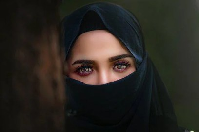 Hijab, Headscarf, Portrait, Veil, Woman