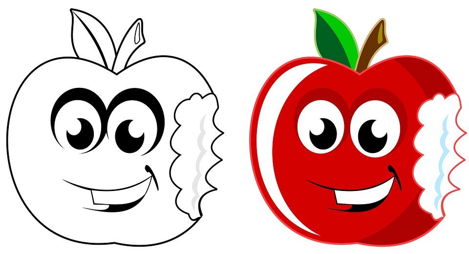 apple art artwork free