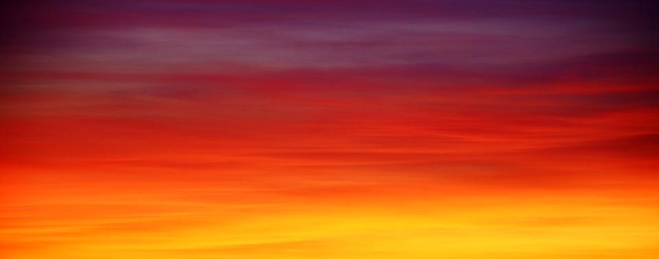 background panorama sunset free