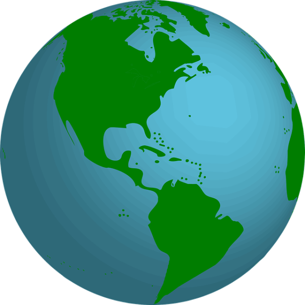 Earth World Planet Free vector graphic on Pixabay