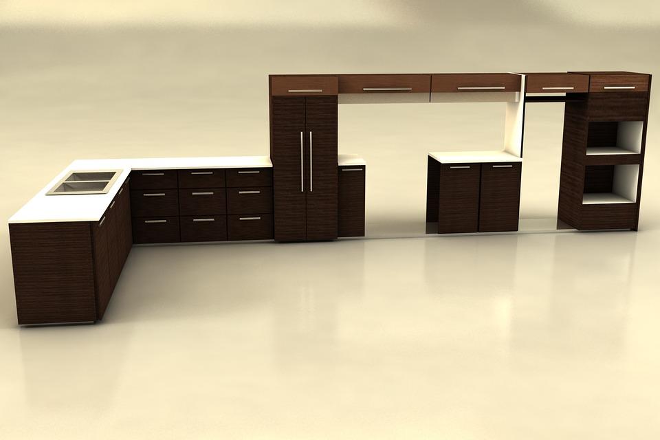 kitchen vacuum canisters ceramic sets 厨房的家具当代木材 pixabay上的免费照片 厨房的家具 当代 木材 真空
