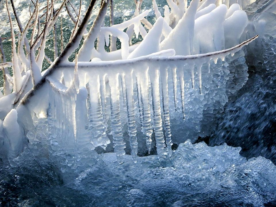 Icicles Snow Winter Free Photo On Pixabay