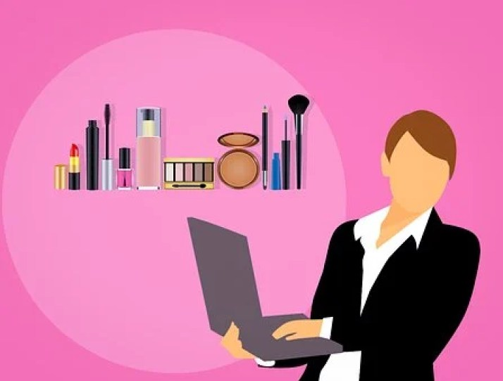 Makeup, Cosmetics, Perfume, Selling