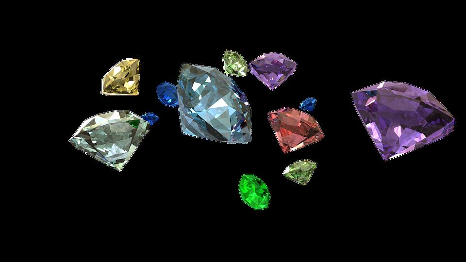 Diamonds 3D Render Jewelry  Free image on Pixabay