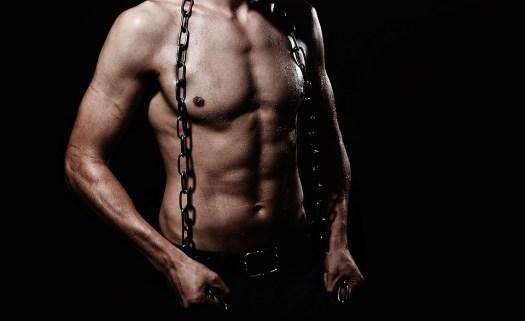 Nudo, Tenebre, Camicia, Uomo, Busto, Strong, Persone