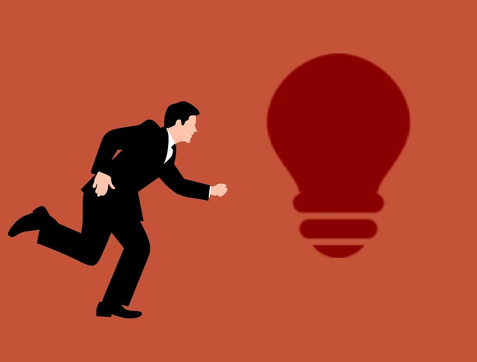 Ide Kreatif Mengejar - Gambar gratis di Pixabay
