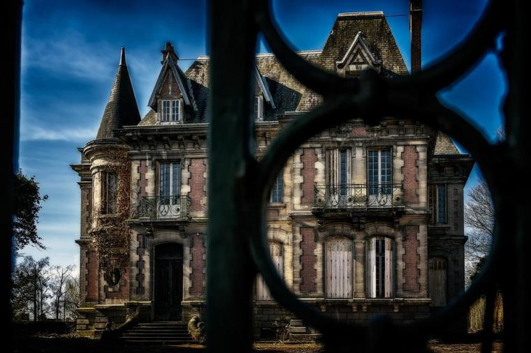 Villa, House, Manor House, Property, Old Villa, Old