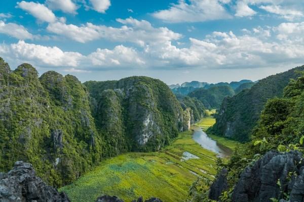 landscape vietnam scenery free