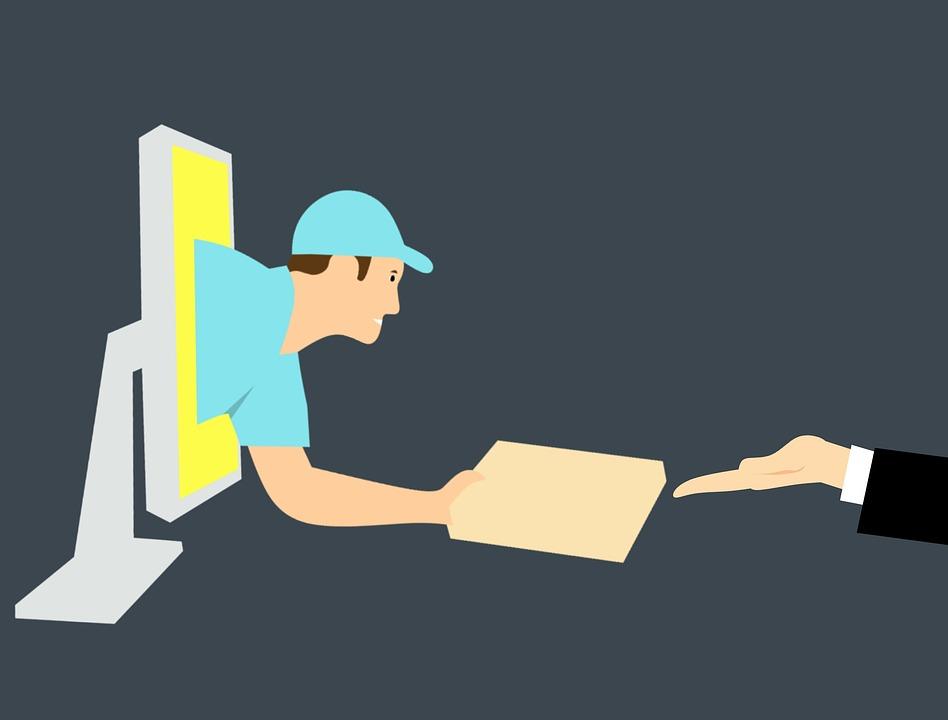Dropshipping, Oberlo, Shopify, E-Commerce, Website