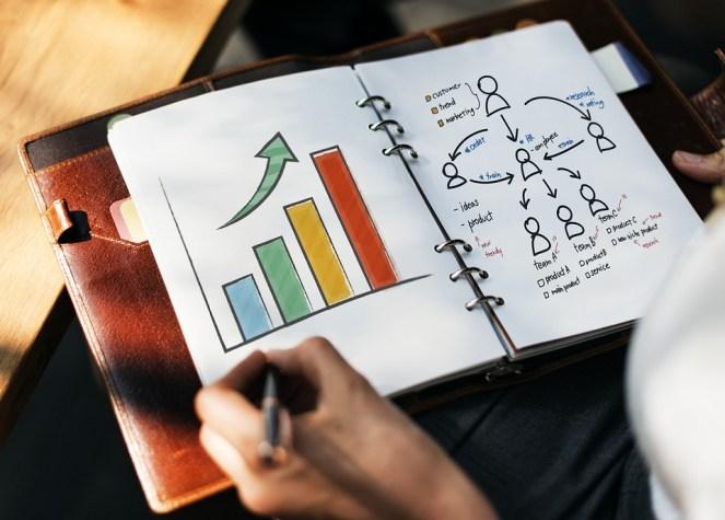 Documento, Papel, Negócios, Gráfico, Gráfico, Marketing