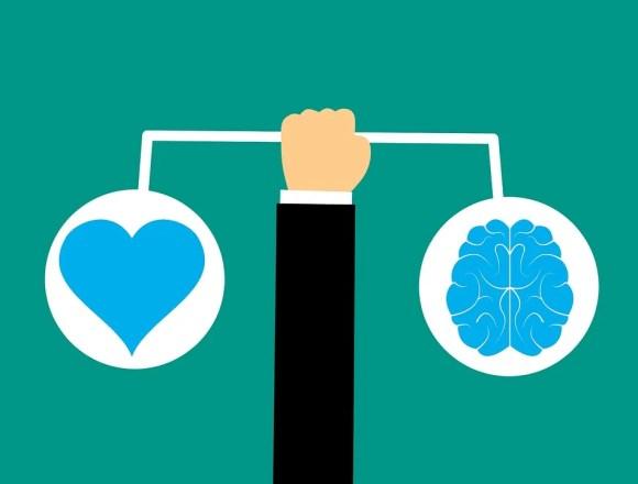 heart vs. brain balance neuroplasticidad