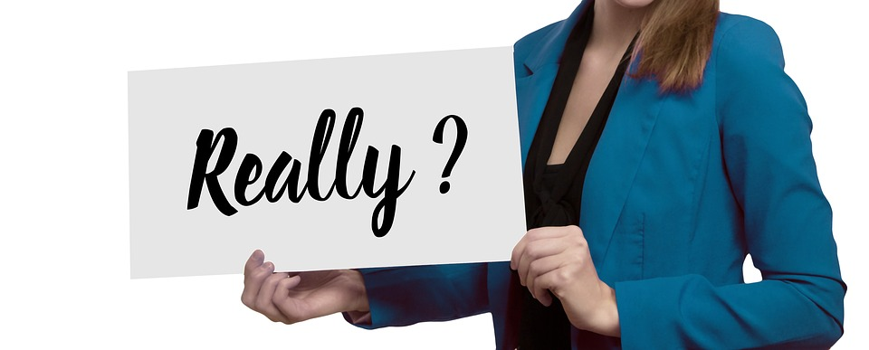 Woman, Presentation, Poster, Really, Question, Need