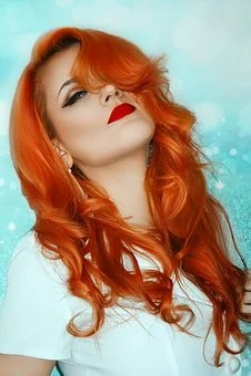 Woman Fashion Girl Lovely Hair