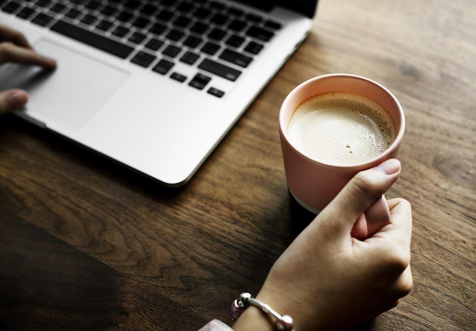 Laptop Coffee Table  Free photo on Pixabay
