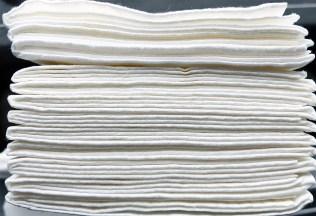 Tela, Algodón, Modelo, Papel, Plegable, Textura