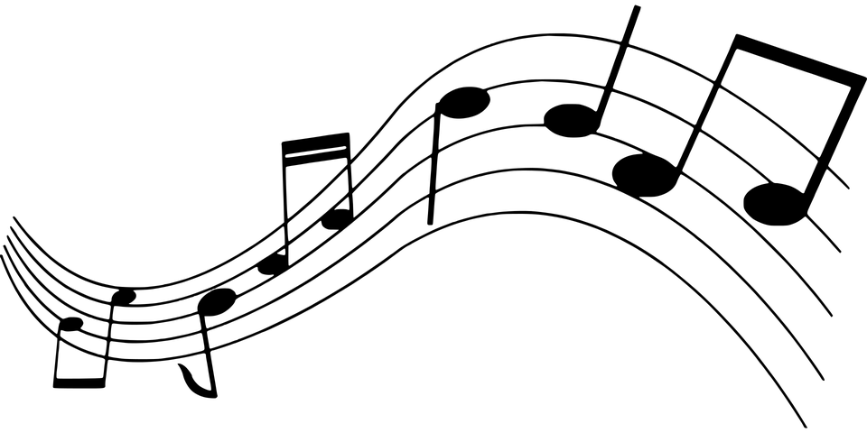 Silhouette Musical Note · Free vector graphic on Pixabay