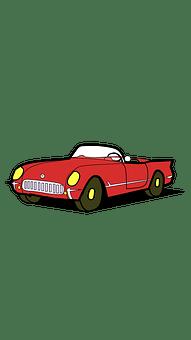 Animasi Mobil Png : animasi, mobil, Cartoon, Illustrations, Drawings, Pixabay