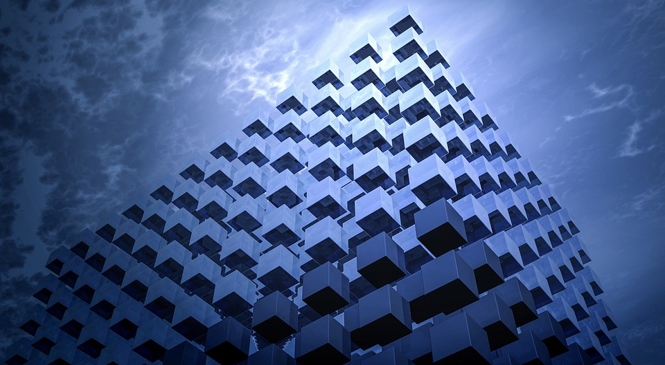 cube cubes architecture free
