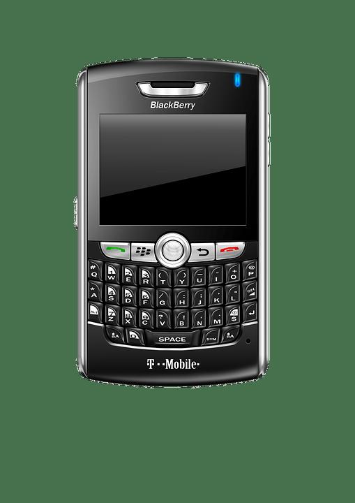 Phone, Blackberry, Mobile, Smartphone, Technology