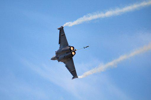 Airshow, Aircraft, Fighter Aircraft
